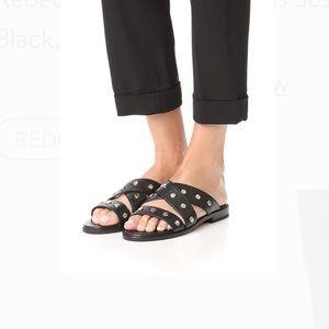 Rebecca Minkoff Studded Sandal Sz 7.5